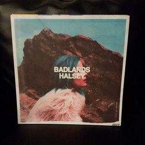 Halsey badlands vinyl